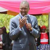 Mandago: You Must Elect Someone Who Is Strong Like Me If You Want Me To Handover To Him, No Jokers