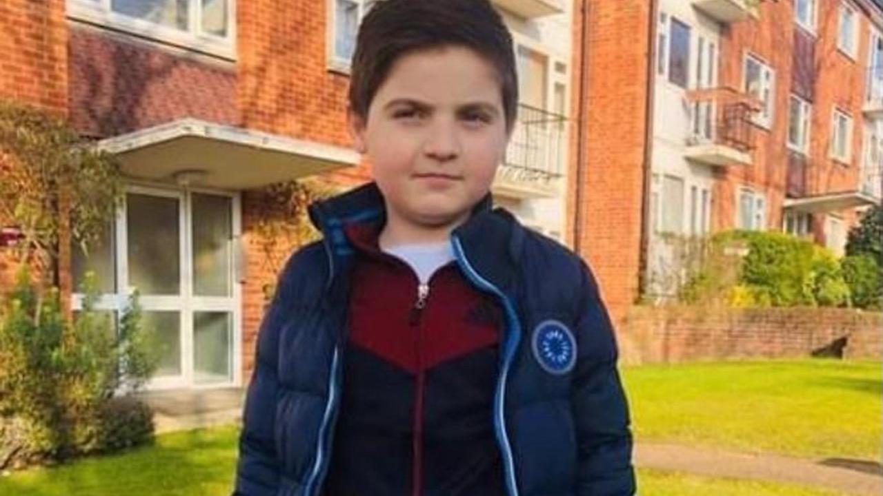 Boy, 12, dies three days after being hit by a motorbike in tragic crash