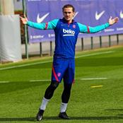 Check out photos from Barca's training session today.