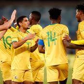 The Official Bafana-Bafana Squad Announced, Is Itumeleng Khune Included? See This