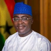 Did you know that Dr Bawumia is the most handsome and intelligent vice president Ghana ever had?