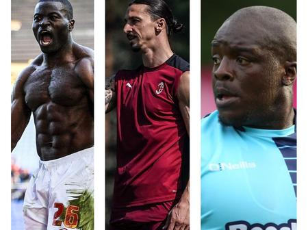 Opinion: Top 10 Strongest Football Players In The World