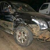 Another Politician Hospitalized After Getting Involved In An Accident