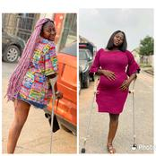 Check Out Recent Pictures Of Physically Chanlleged Beautiful Nollywood Actress Doris Samuel