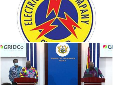 Accra And Winneba Next To Be Hit By Loading Shedding As ECG Prepares To Release Timetable