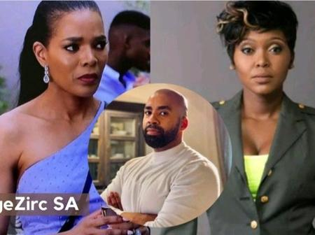 Connie Ferguson is being blamed for blackmailing Sharon from generations from TV industry