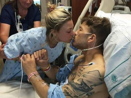 True Love: The Untold Story of Couple Who Have One Kidney Each
