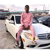 Popular Nigeria Comedian Dragged on Social Media For Buying Benz on Credit and Fail to Pay