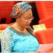 See the Longest Serving Female Senator in Nigeria whose Husband was a Two-term Governor
