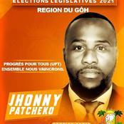 Après le dépôt de sa candidature, Johnny Patcheko demande de l'aide pour financer sa campagne