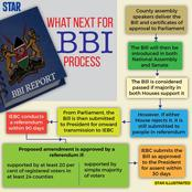 A Glimpse of How BBI Report Will Go Through at Different Stages