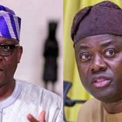 2023 Elections : Governor Seyi Makinde and Ayodele Fayose Ends their Feud
