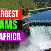 Top 5 Largest Dams In Africa