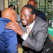 DP Ruto and Raila Will Form A Coalition:Moses Kuria Declaration As New Twist Emerged Ahead of 2022
