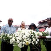 Ellis Park Stadium disaster: Kaizer Motaung remembers 'very dark day for SA football'
