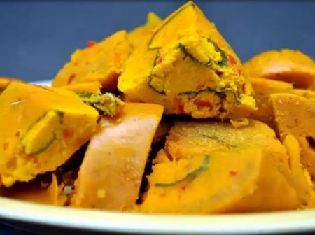 Recipe for a delicious Okpa