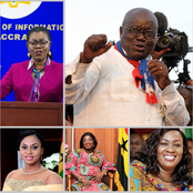 The 8 women Akufo-Addo did not ignore in his 2nd administration