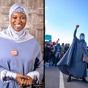 What Will Happen If I Win Election In Canada And UK— Aisha Yesufu Reveals