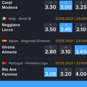 Computer Best Analysed Predictions On Napoli, Roma and Torino with 67.8 Odds
