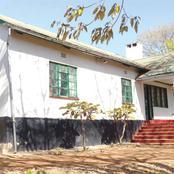 Inside The House Where President Uhuru Kenyatta Was Conceived In 1961.