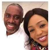 See More Pictures Of Rochas Son-in-law, Wife And Children Whose Radio Station Was Destroyed