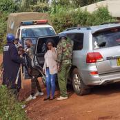 UDA Candidate Arrested in Kisii County Over Bribery Allegations (PHOTOS)