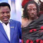 T B Joshua Is A Fake Prophet I'm The one who gave him Powers Claims Witchdoctor from Ghana