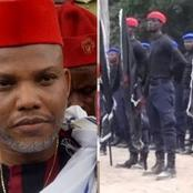 Nnamdi Kanu Speaks On Handing Over IPOB Security Outfit, ESN To South East Governors