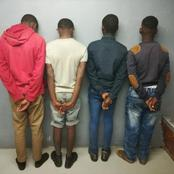 Four arrested, One wanted at Kumasi Bremen over 'Burglary Theft'