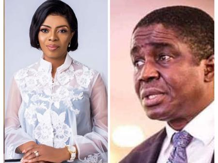 Pastor David Abioye releases prayers for Esther Komaiya as she turns 50, see what he said
