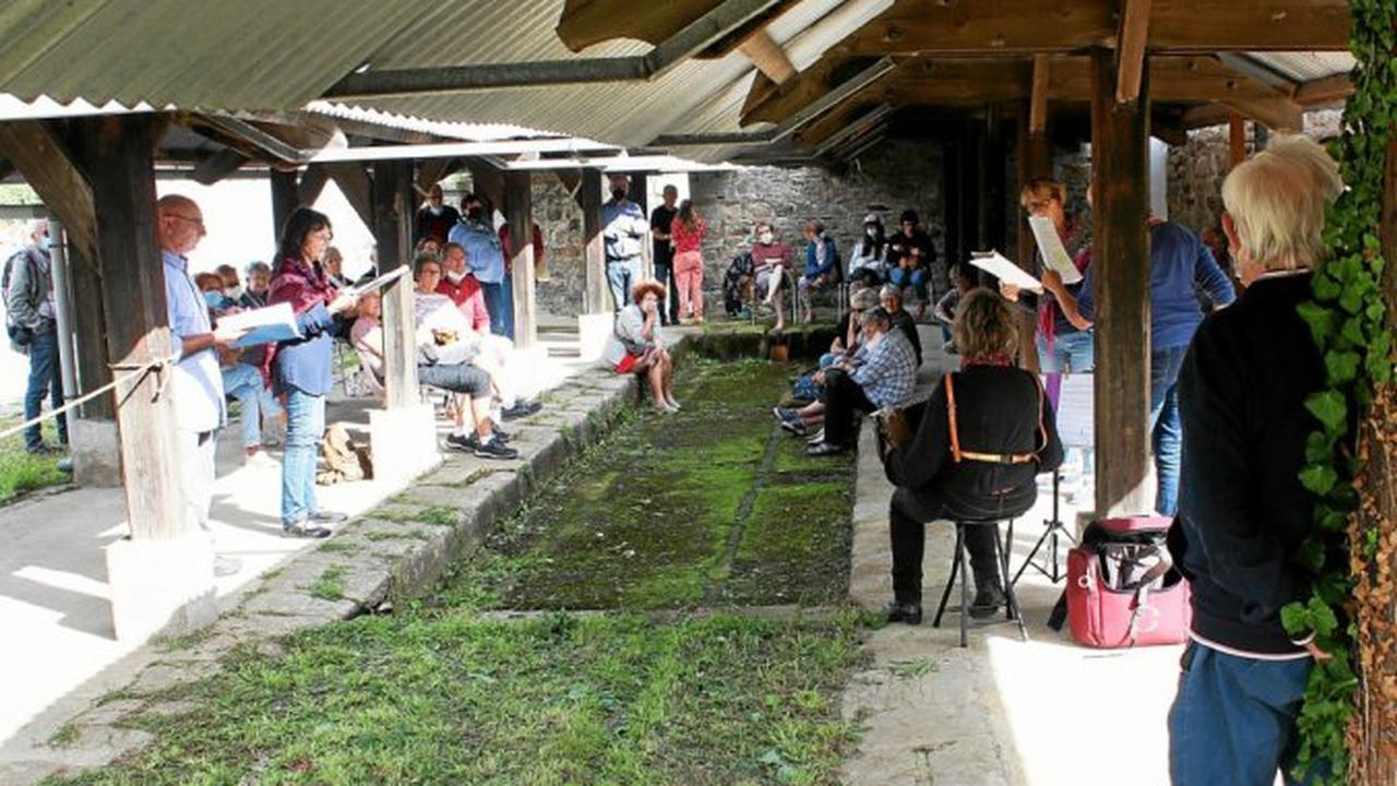 Lorient - Théâtre et exposition au lavoir du Rouho, à Lorient, avec Baraque An Oriant
