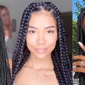 Check Out These Beautiful Hairstyles You Should Consider Plaiting This Week