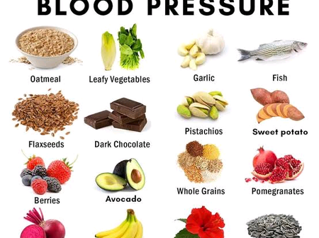 Best Food That Lowers High Blood Pressure