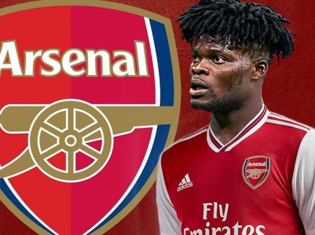 See The Statistics That Shows That Arsenal New Boy ( Thomas Party) Will be The Best In EPL