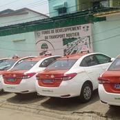 Renouvellement du parc automobile ivoirien : 10 des 200 taxis ivoire attendus réceptionnés
