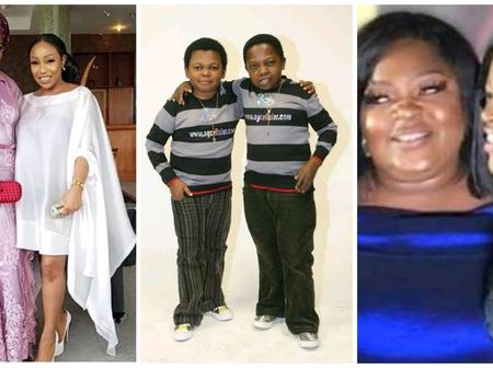 Nollywood Stars Who Are Best Of Friends