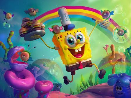 Cute SpongeBob SquarePants wallpapers for your phones.