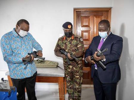 Tanzanians React After Kenya Launches a Firearm Factory