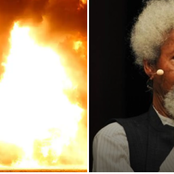 News: Many Fear Dead As Tanker Rams Into Vehicles On Abuja Road; Governors Are Too Timid - Soyinka