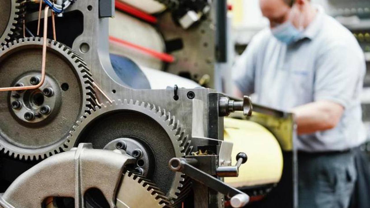 Maschinen- und Anlagenbauer werden zuversichtlicher