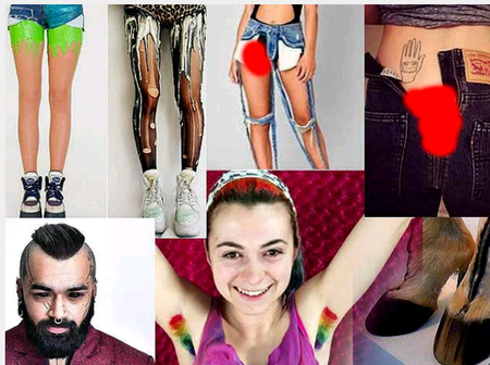 Top 5 Weird Fashion Trends Of 2021