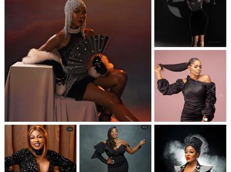 Between These Ex BBN Stars: Nengi, Dorathy, Katrina And Lucy, Who Rocks The Black Outfit Better?