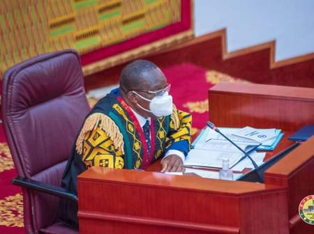 Alban Bagbin Silences NPP In Parliament After Declaring This Statement