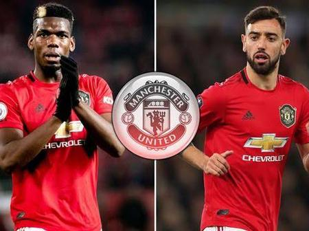 After Weeks of Speculation Now It's Settled as Manchester United Star Set For Double Salary Pay Rise