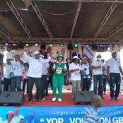 Campagne législatives EDS/PDCI: Les images de l'ambiance à Yopougon Ficgayo et à Gagnoa
