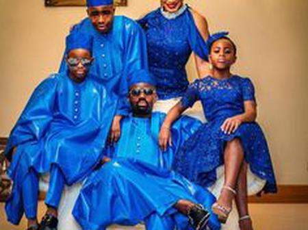 For Every Family, 50 Adorable Ankara Designs For Families To Rock Beautifully On Easter Sunday