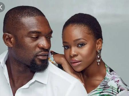 Beautiful Pictures of Zainab Balogun and Kenneth Okolie