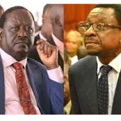 Plans To Sabotage Raila's Presidential Run