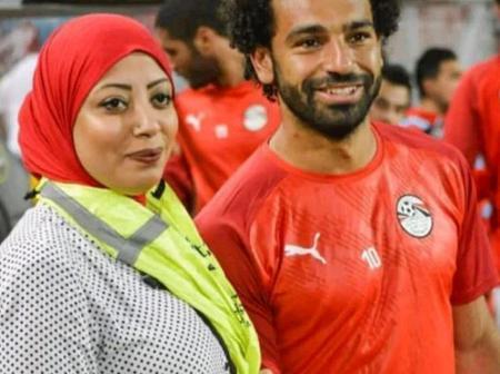 Meet Mohamed Salah Beautiful Wife And Children.