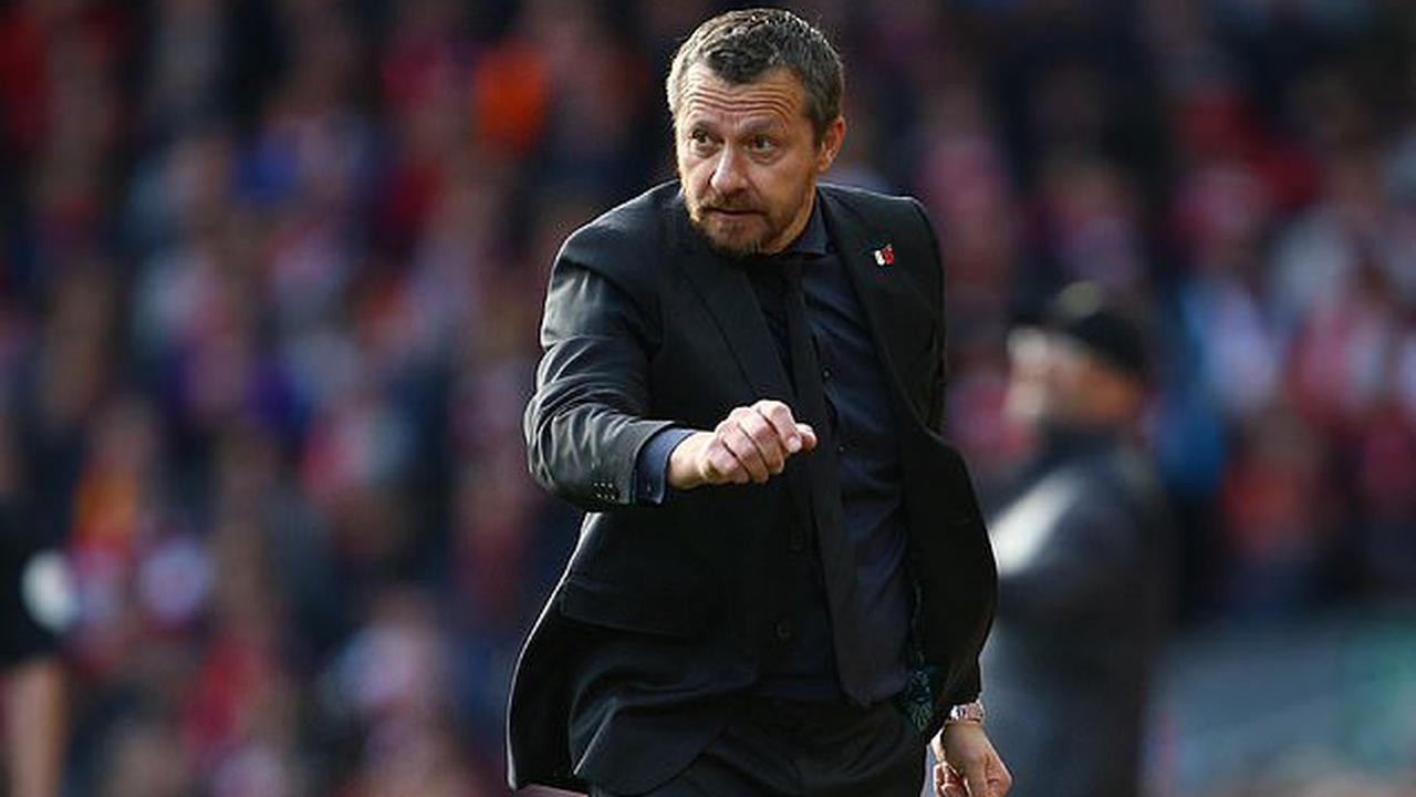 Slavisa Jokanovic is mulling over a return to England amid interest from Sheffield United... and Al Gharafa boss is willing to take a Championship job as he looks to repeat the success he achieved with Watford and Fulham